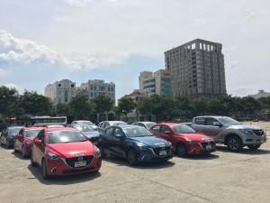 Mazda DNA Skyactiv Caravan เส้นทาง East-West Economic Coridor