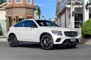 เปิดตัว Mercedes-AMG GLC 43 4Matic Coupe และ Mercedes-Benz GLC 250 d 4Matic Coupe