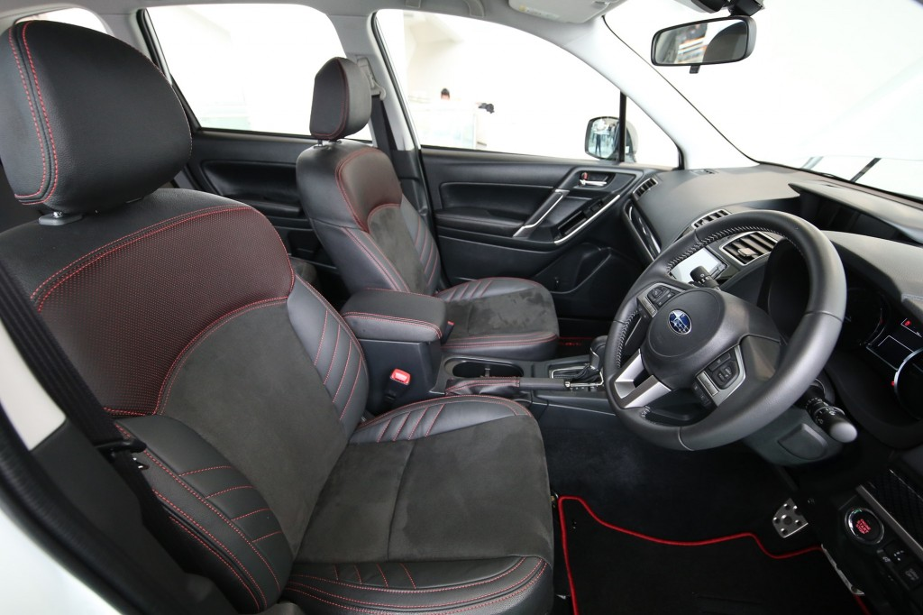 Subaru Forester 2.0i-S (15)