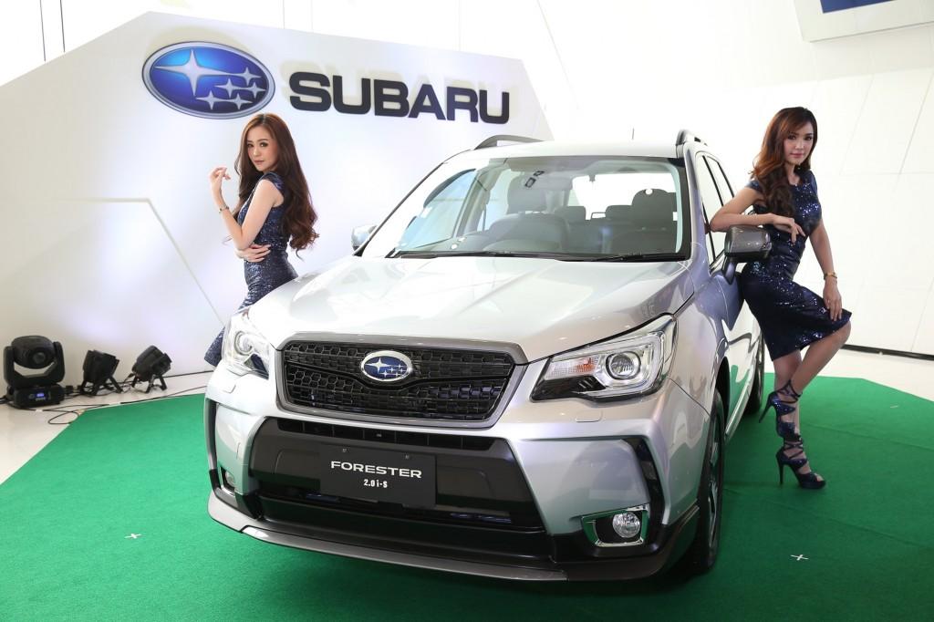 Subaru Forester 2.0i-S (16)