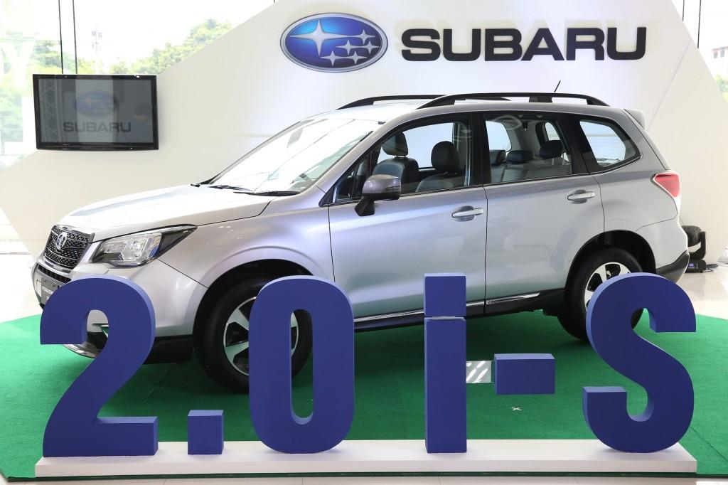 Subaru Forester 2.0i-S (2)