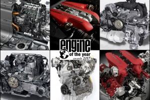 ผลรางวัล International Engine of The Year 2017
