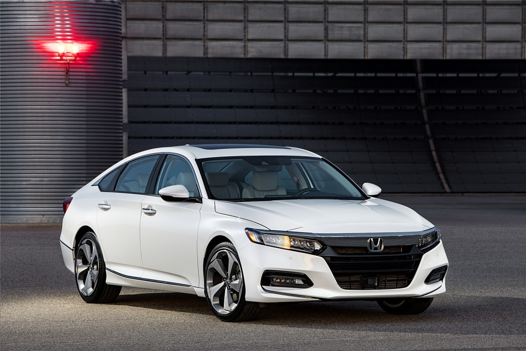 01 - 2018 Honda Accord Touring