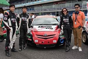 Motor Expo Racing Team ร่วมการแข่งขัน Endurance เป็นปีที่ 2 ติดต่อกัน !!