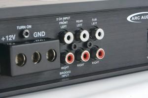 ARC AUDIO XDI 1200.6 แอมพ์ 6 แชนแนล ไซซ์เล็ก เสียงหล่อ ทรงพลัง