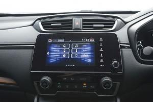 ผลทดสอบ ระบบเสียง OEM ใน ฮอนดา ซีอาร์-วี เบนซิน 2.4 ลิตร DOHC I-VTEC