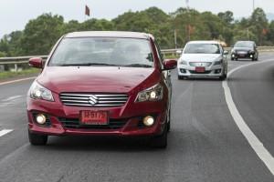 ลอง Suzuki Ciaz Rs รุ่นตกแต่งพิเศษ