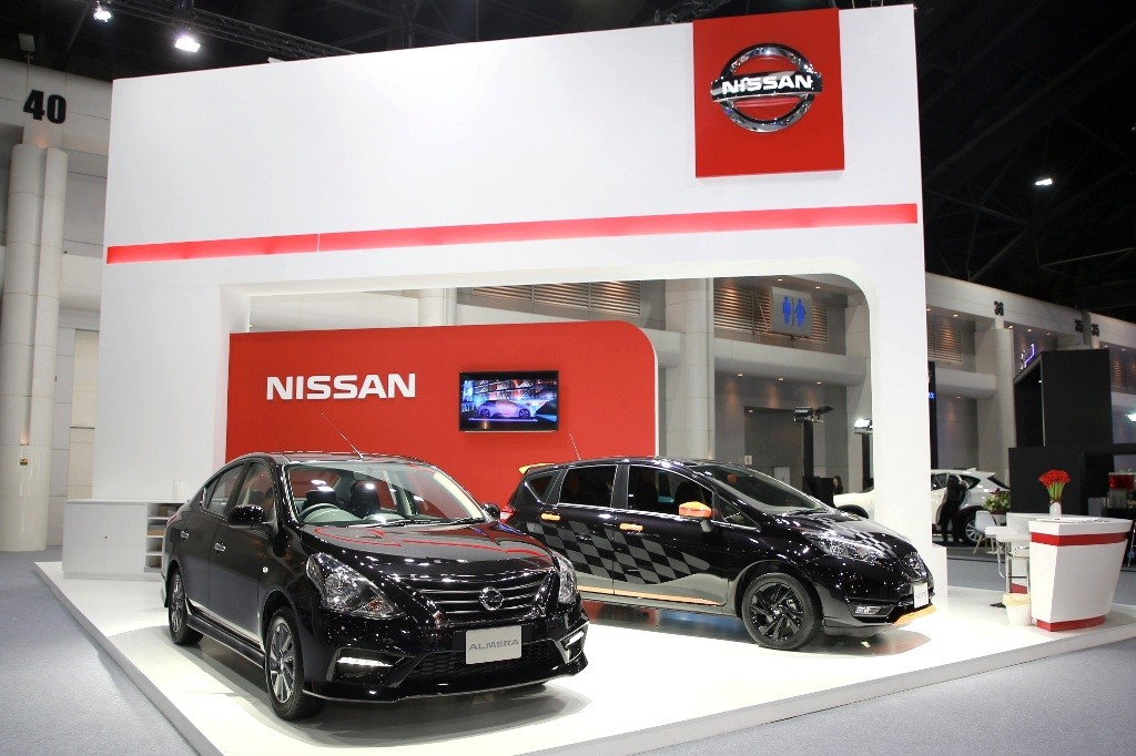 Nissan Thailand Industry Expo 2017 _02