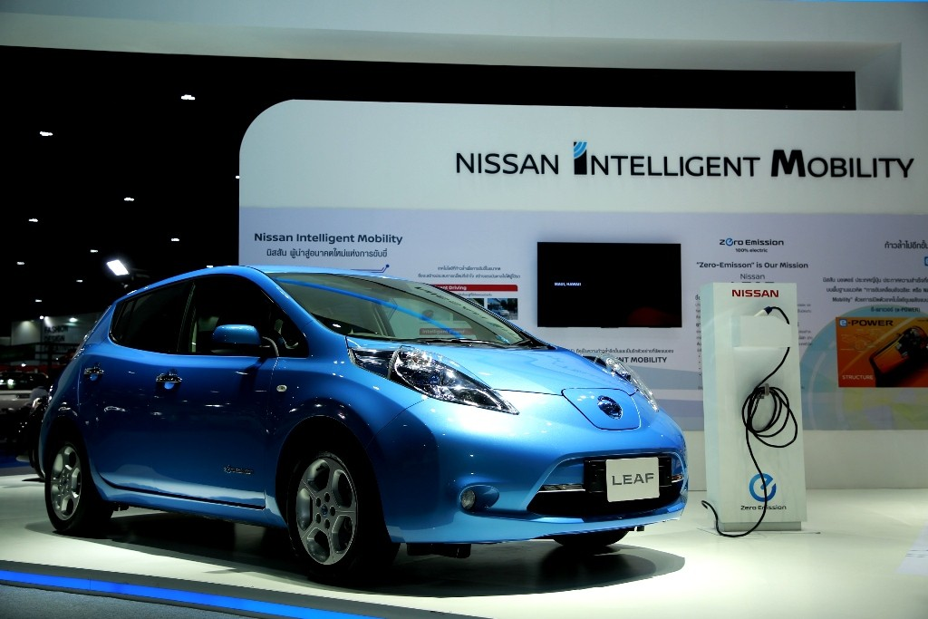 Nissan Thailand Industry Expo 2017 _03