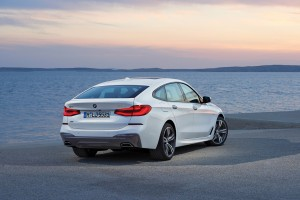 BMW 6-SERIES GT