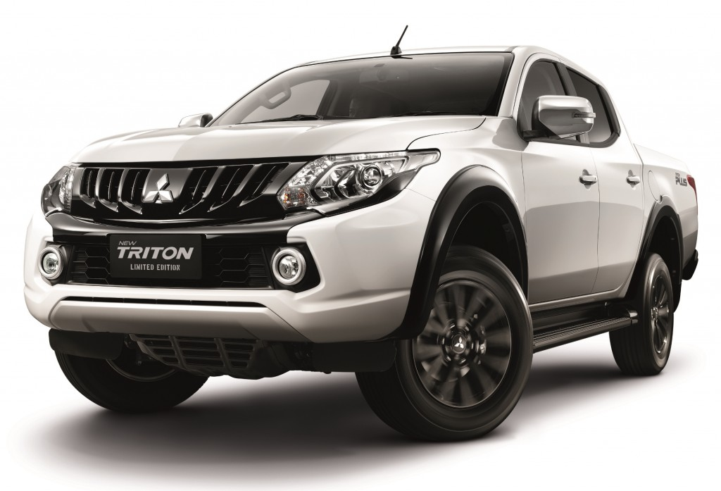 Triton Limited Edition_Double Cab Plus