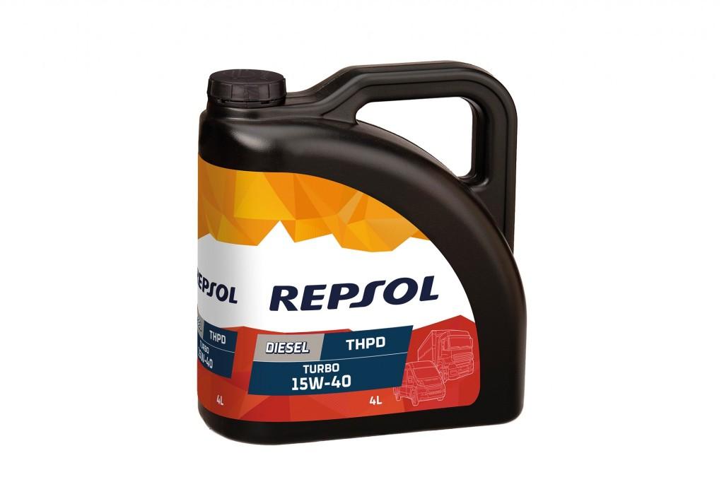น้ำมันเครื่อง REPSOL สูตร ELITE COMMON RAIL 5W30