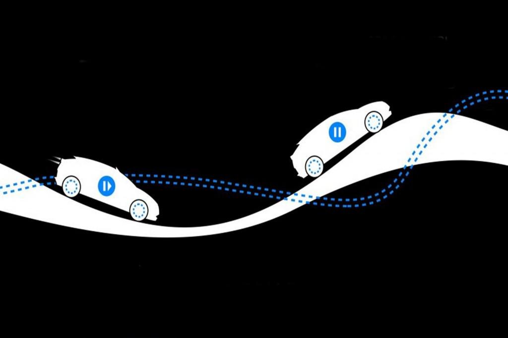 e-Pedal จาก Nissan