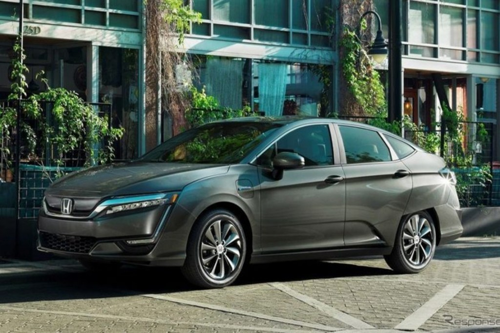 Honda ประกาศให้เช่า Clarity