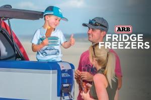 ตู้เย็นพกพา ARB รุ่น FRIDGE FREEZER