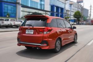 ทดลองขับ Honda Mobilio 2017 เอมพีวีหน้าใหม่ เสริมจุดเด่น