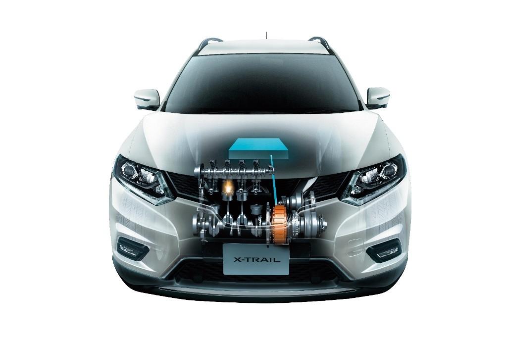 7.X-Trail Hybrid