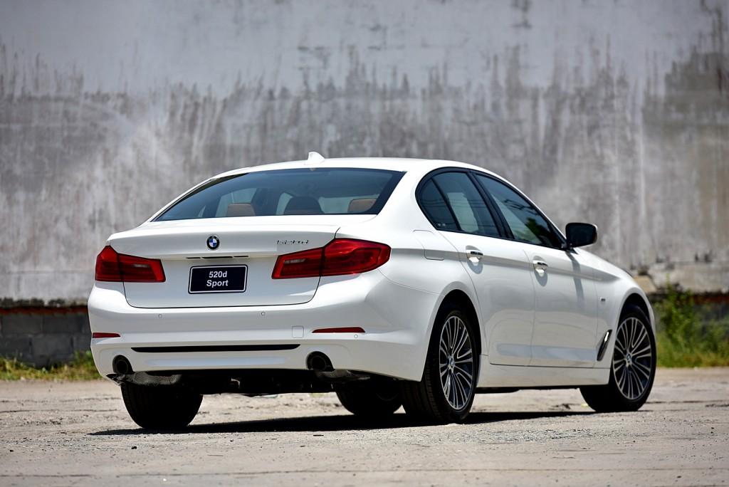BMW 520d Sport (1)