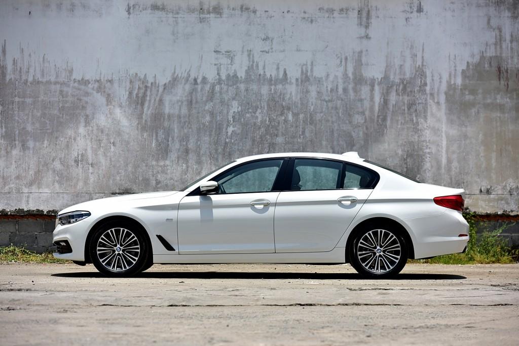 BMW 520d Sport (4)