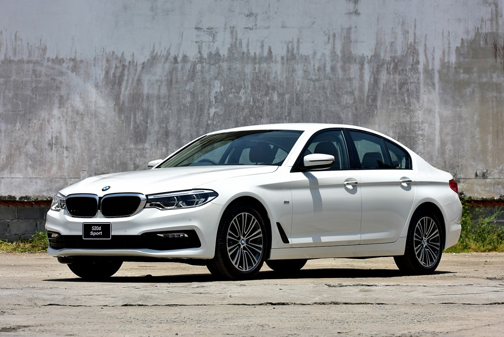 BMW 520d Sport (9)