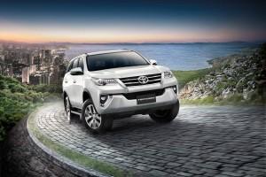 Toyota Fortuner รุ่นปรับปรุงใหม่ เพิ่มรุ่น 2.4V ซิกมาโฟร์ ขับเคลื่อน 4 ล้อ