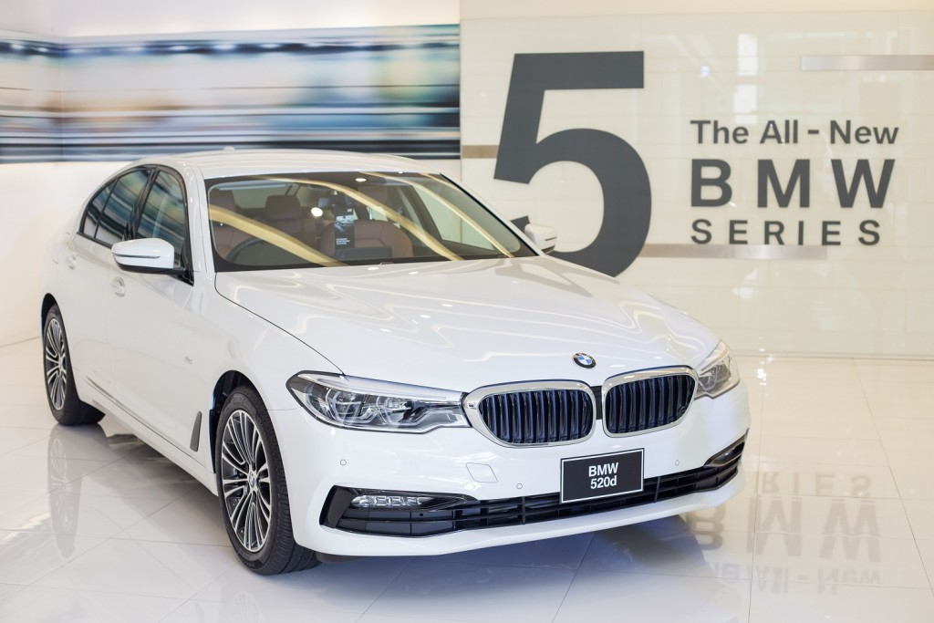 German Auto BMW series 5_เยอรมัน ออโต้ เปิดจอง บีเอ็มดับเบิลยู ซีรี่ส์ 5 (12)