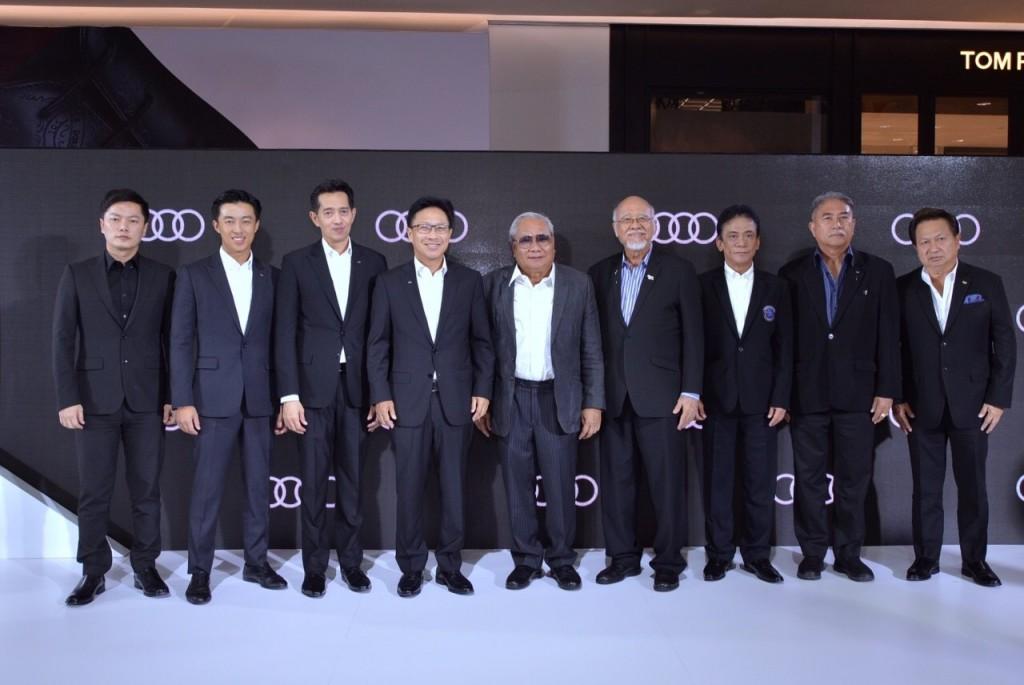 เอาดี ประเทศไทย จัดงาน Q Fascination เปิดตัว Q 5 ดีเซลโฉมใหม่ และ Q 7 ดีเซล