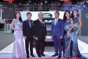 เรนจ์ โรเวอร์ เวลาร์ ใหม่ เปิดให้เป็นเจ้าของครั้งแรกในงาน Big Motor Sale 2017