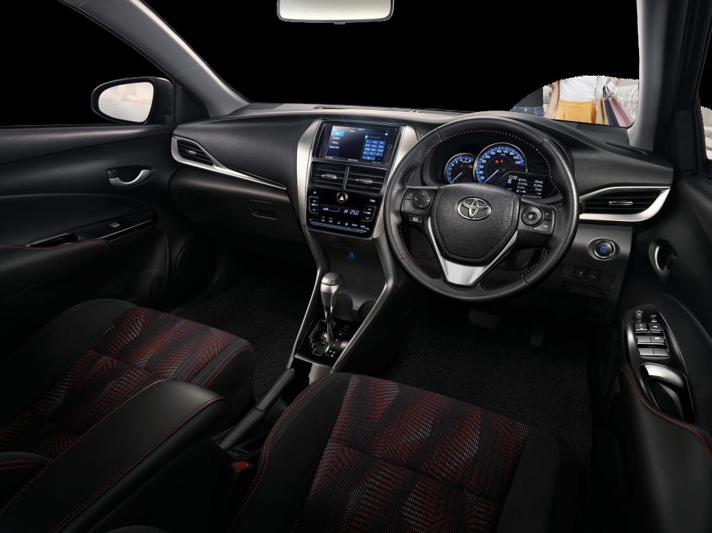 Interior - Console