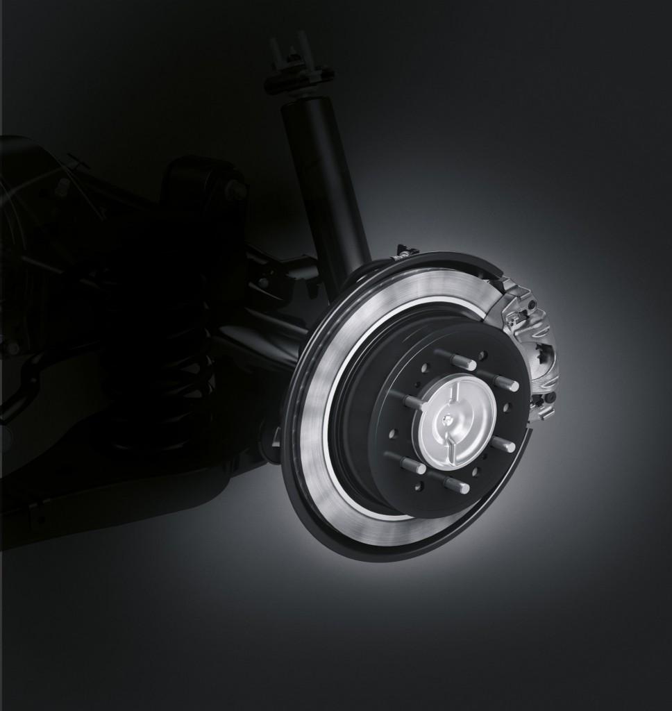 REAR-Disc-Brake