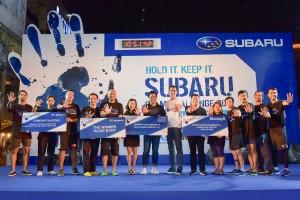 เผยโฉม 10 คนไทยพลังอึด เหินฟ้าสู่สิงคโปร์ แข่งขัน Subaru Challenge: The Asia Face Off 2017