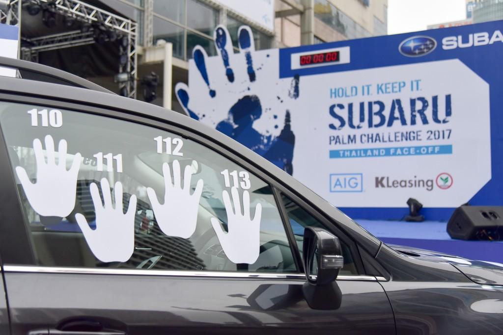 Subaru Palm 2017-2