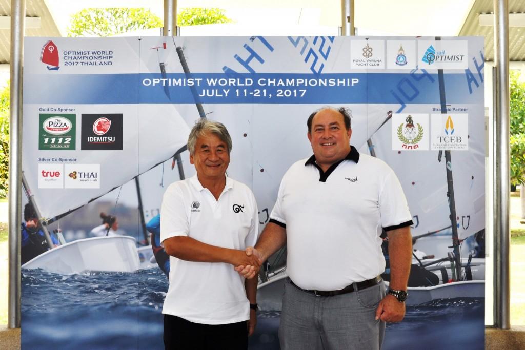 น้ำมันอพอลโล (ไทย)ฯ สนับสนุนงานเรือใบออพทิมิสต์ชิงแชมพ์โลก 2017