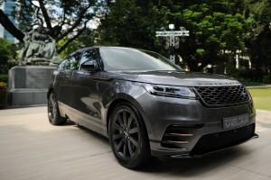 Range Rover Velar เอสยูวีหรูรุ่นใหม่จากค่ายรถตัวลุยสัญชาติอังกฤษ