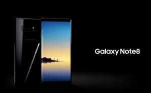 Samsung Note 8 ไร้ขอบ ไร้สาย