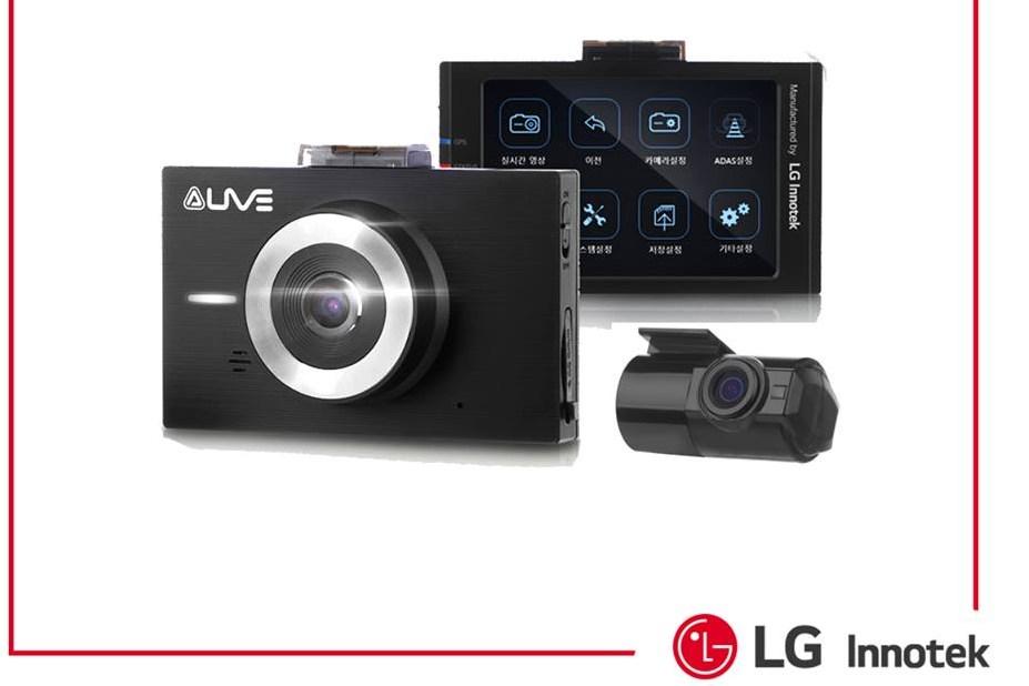 LG Innotek Black Box Alive LGD540 กล่องดำในรถยนต์