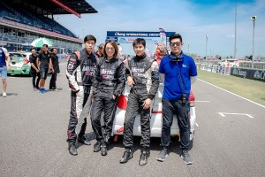 Motor Expo Racing Team กับการแข่งขันเรศ 3 และ 4 ของ RAAT Thailand Endurance Championship International 2017