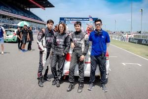 Motor Expo Racing Team กับการแข่งขันเรศ 3 และ 4 ของ RAAT Thailand Endurance Championship International 2017