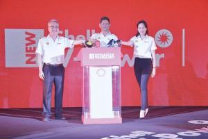 เชลล์แห่งประเทศไทยฯ เปิดตัวเทคโนโลยี ไดนาฟเลกซ์