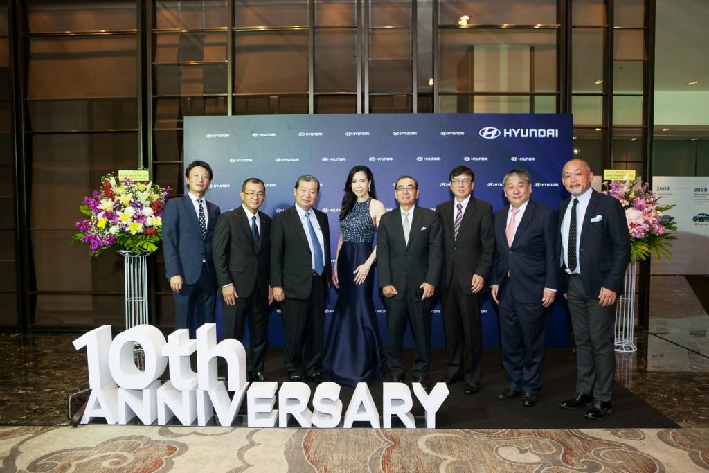 ฮันเด จัดงานเลี้ยงฉลองครบรอบ 10 ปี ดำเนินธุรกิจในประเทศไทย