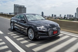 Audi A5 Coupe สปอร์ท คูเป โฉมใหม่