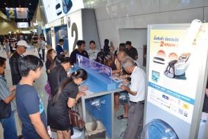 MOTOR EXPO 2017 แจกไม่อั้น รถ 3 คัน บิกไบค์ 1 คัน !