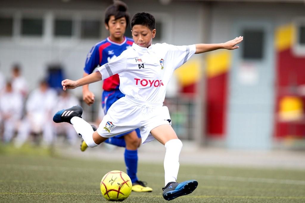 ทีมฟุตบอลเยาวชนทีมชาติไทย รุ่นอายุไม่เกิน 12 ปี ประกาศศักดาไร้พ่าย คว้าแชมพ์ โตโยตา อินเตอร์เนชันแนล จูเนียร์ คัพ 2017