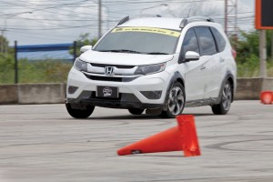 SKILL DRIVING EXPERIENCE ปีที่ 8