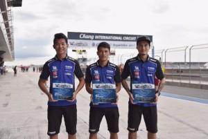 Yamaha Riders' Club Racing Team ระเบิดฟอร์มสุดร้อนแรง ยืนโพเดียมสนามแข่งระดับโลกแบบสุดมัน
