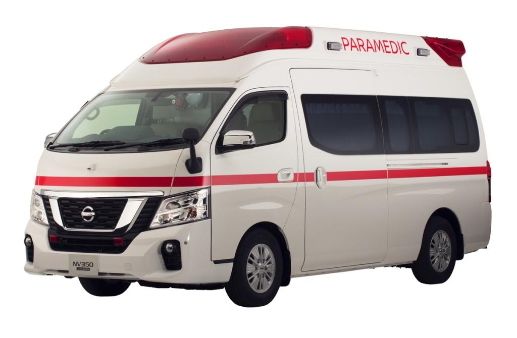 Nissan New Paramedic Concept