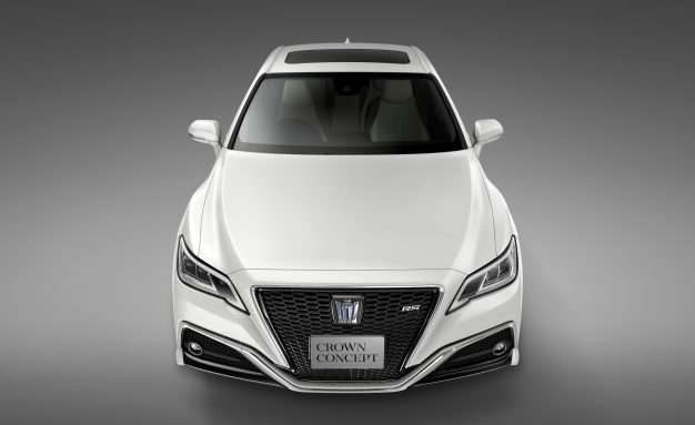 Toyota-Crown-Concept-Tokyo-front-626x383