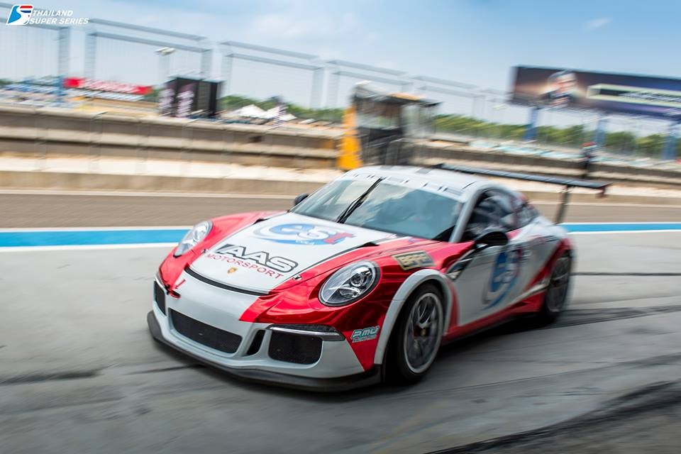 ทีม AAS Motorsport กลับมาโดดเด่น ด้วยตำแหน่งแชมพ์รายการแข่งระดับประเทศ