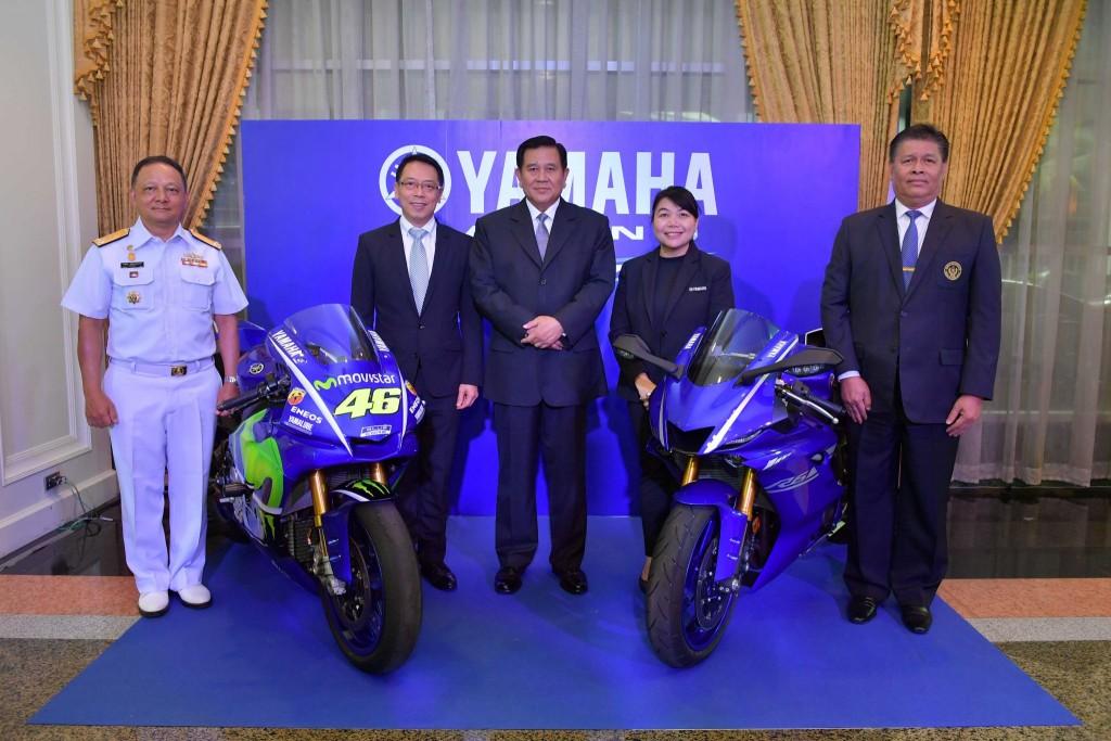 ยามาฮา สนับสนุน Air Race 1 การแข่งขันระดับโลก