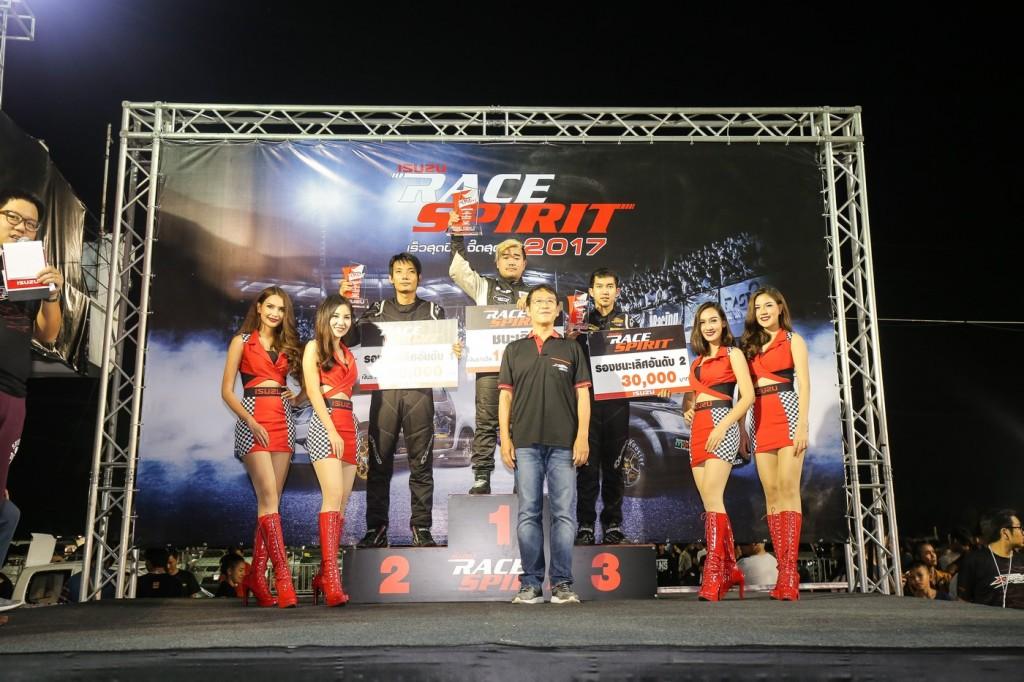 04. รางวัลชนะเลิศ รุ่น Dragster Diesel
